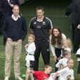 Kate Middleton et William sont des sportifs passionnés.