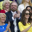 Tennis, foot, rugby... Kate Middleton aime tous les sports.