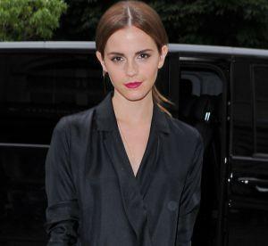 Emma Watson : 5 looks streetstyle qui prouvent qu'elle a la classe !