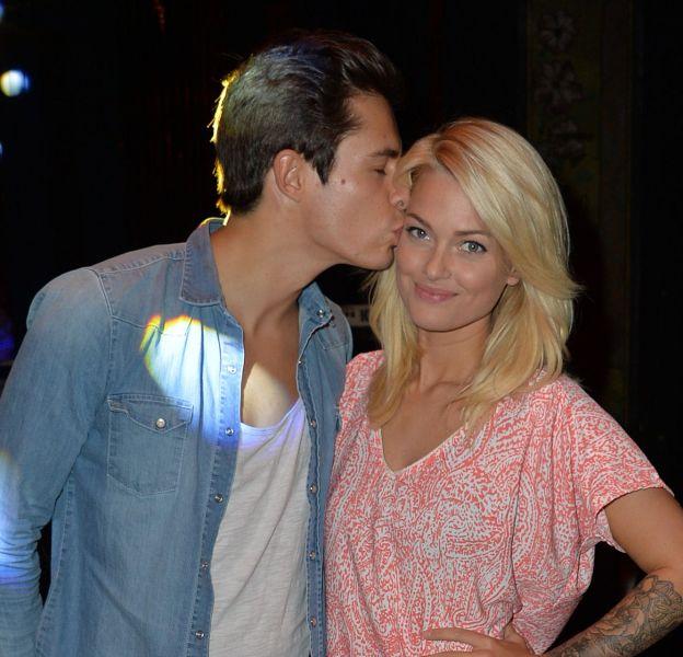 Caroline Receveur et Valentin Lucas plus amoureux que jamais.