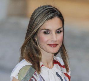 Letizia d'Espagne : dans une robe à fleurs, elle évite le flop