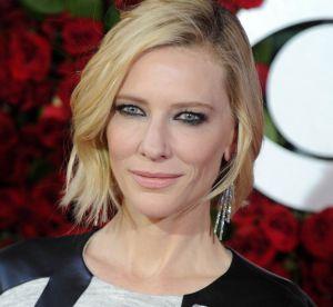 Cate Blanchett dévoile sa technique pour paraître plus jeune