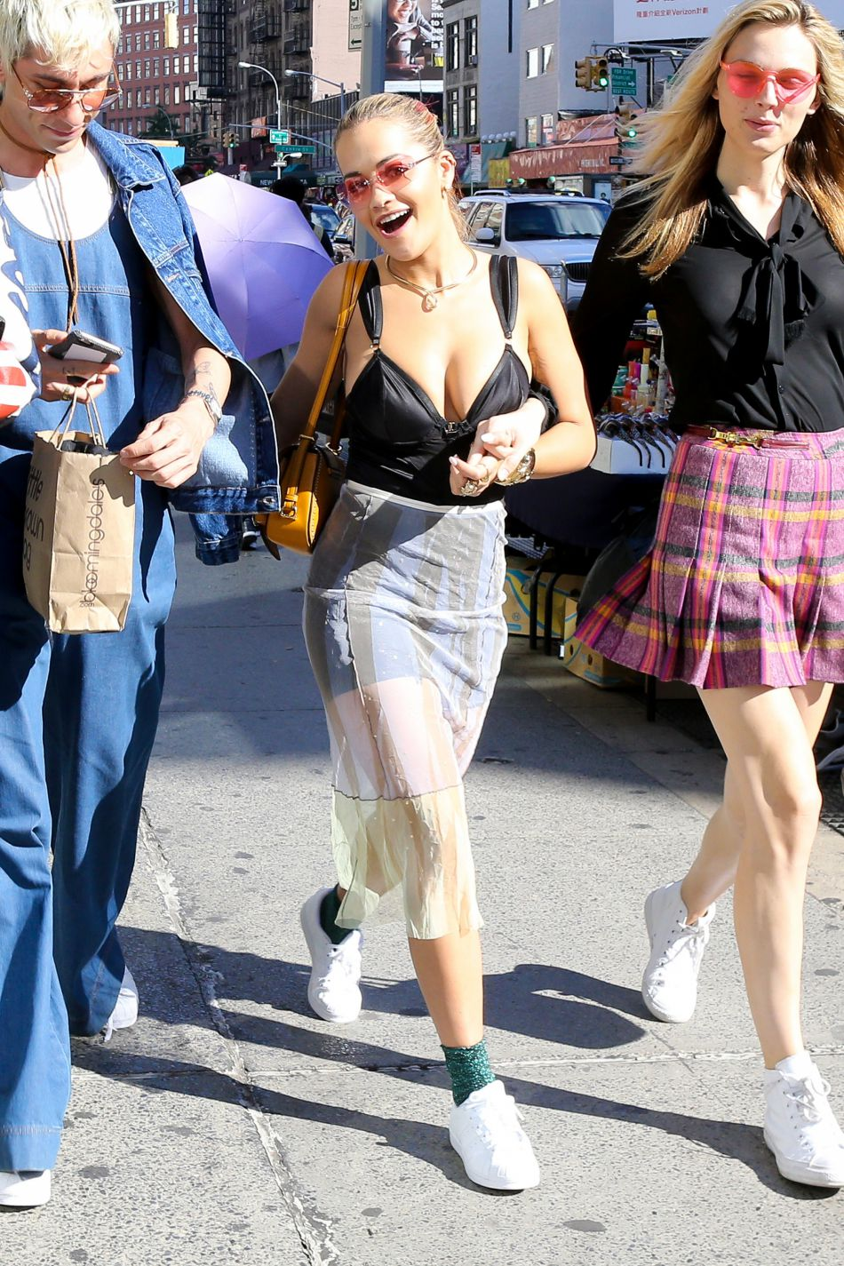 Rita Ora est une véritable icône mode !