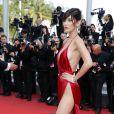 Bella Hadid avait enflammé le tapis rouge du Festival de Cannes 2016.