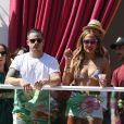 J-Lo est désormais en couple avec le danseur Casper Smart depuis 2011.