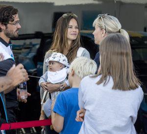La naissance d'Alexander a fait partie d'un véritable baby boom au sein de la famille royale qui a accueilli trois bébés entre 2015 et 2016 !