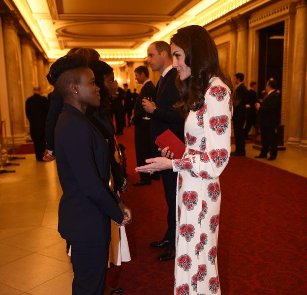 Kate Middleton est plus mince que jamais.
