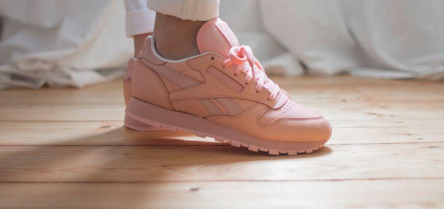 Sneakers roses : les 10 modèles tendance à shopper