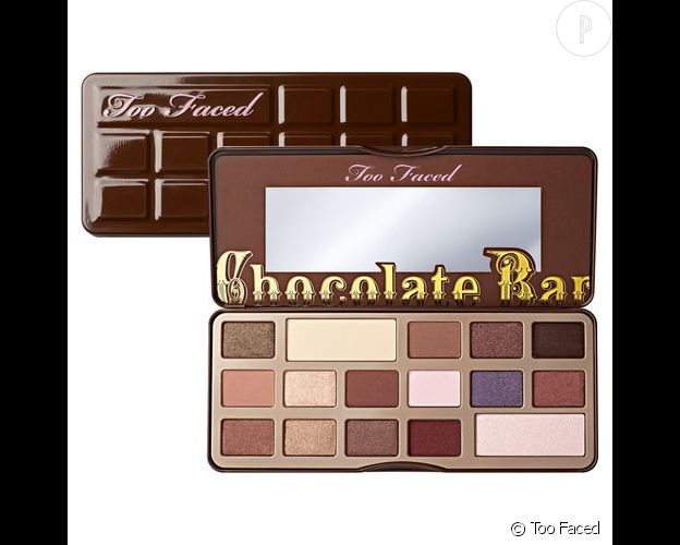 Chocolate Bar, Too Faced, 44€.