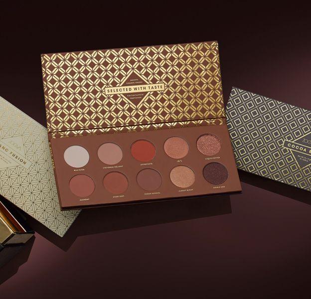 Plaisir Box, Zoeva, 60€ chez Sephora en décembre ou sur le site Zoeva.com à partir de novembre.