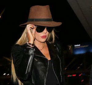 Khloe Kardashian décolleté et lingerie, rien de plus normal !