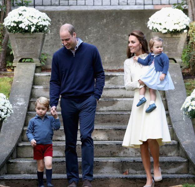 La famille royale est passionnée de sport.