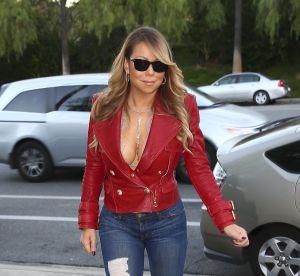 Mariah Carey : sexy en diable et sacrément amincie