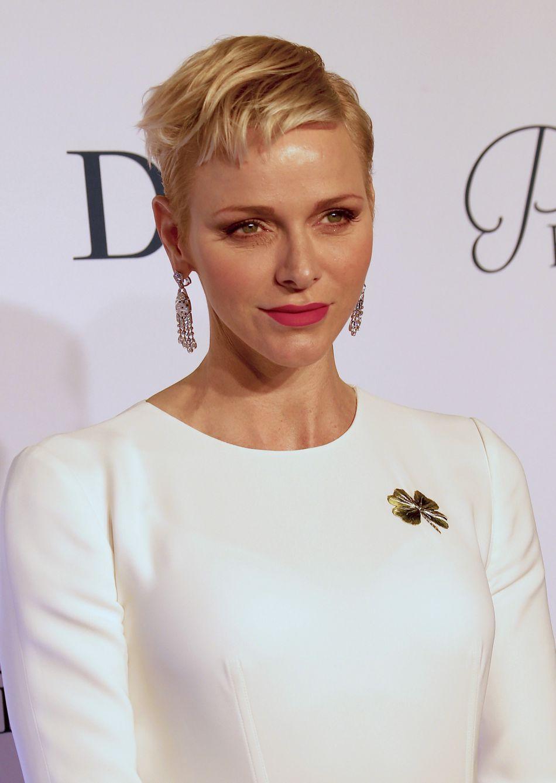 Charlene de Monaco affiche une coupe toujours plus courte.