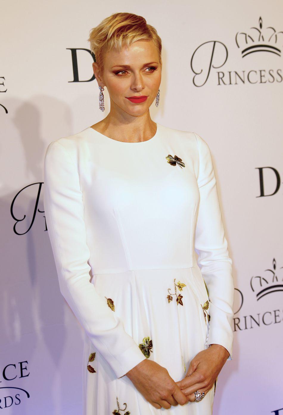 Charlene de Monaco, une princesse glamourissime.