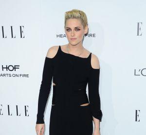 Kristen Stewart : épaules dénudées sur le tapis rouge