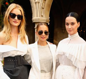 Rosie Huntington-Whiteley, Katy Perry... Le CFDA/Vogue Fashion Fund Show 2016