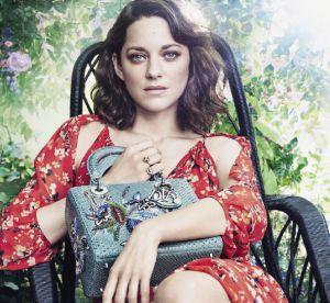 Marion Cotillard : romantique à souhait dans la dernière campagne Dior