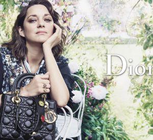 Marion Cotillard incarne la nouvelle campagne Dior