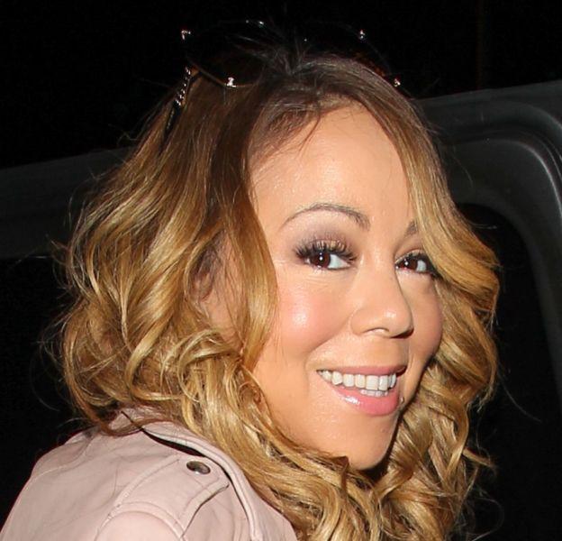 Mariah Carey a été aperçue dans une tenue très sexy à Los Angeles ce samedi 29 octobre 2016.