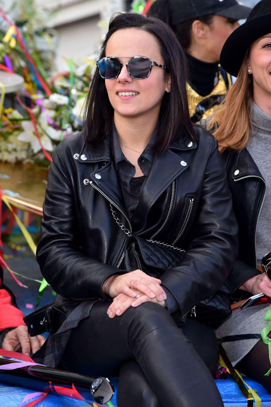 """Alizée est marié au danseur de """"DALS"""" Grégoire Lyonnet depuis cet été."""