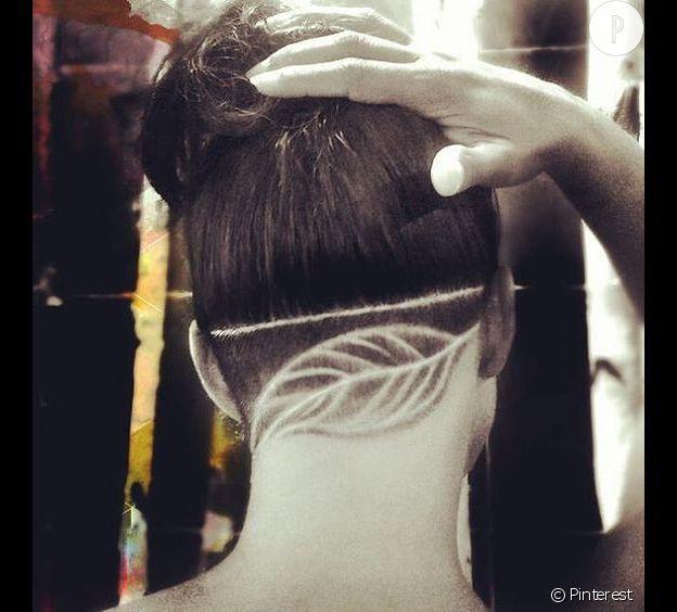 Tendance 5 inspirations pour adopter l 39 undercut avec for Coupe de cheveux tribal etoile