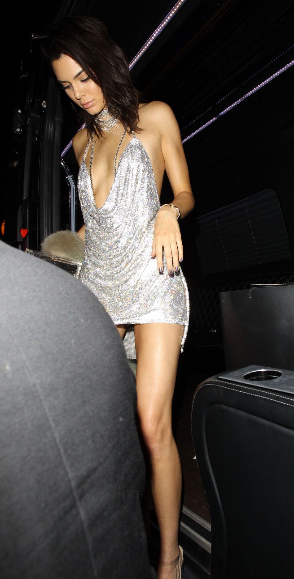 Kendall Jenner plus sexy que jamais.