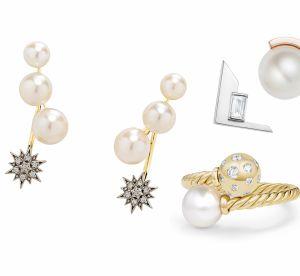 Pas si classique, la perle se réinvente...