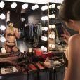 Kendall Jenner pour La Perla
