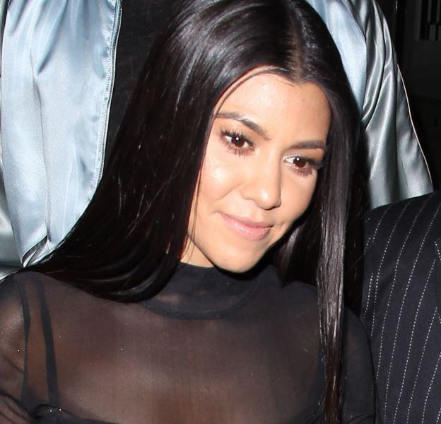 Kourtney Kardashian, maman sexy