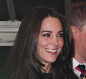 Kate Middleton : la duchesse sur son 31 pour une soirée officielle