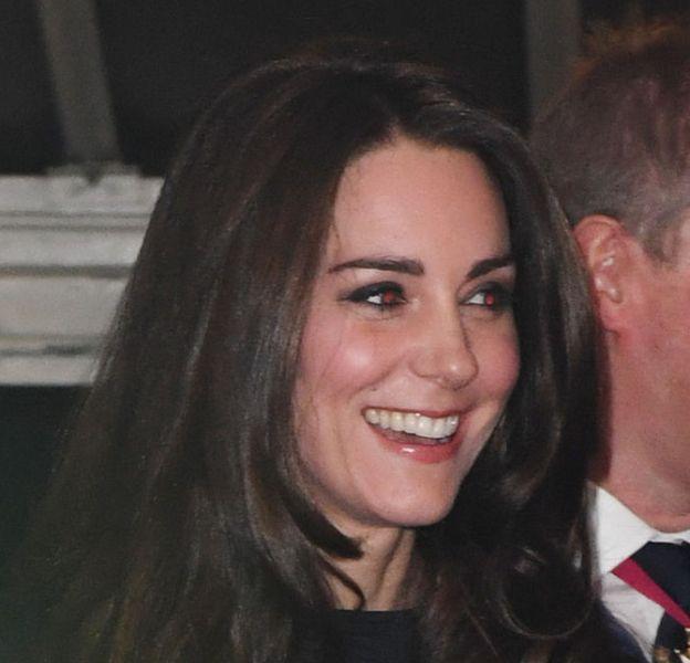 Kate Middleton au Royal Albert Hall ce samedi 12 novembre 2016.