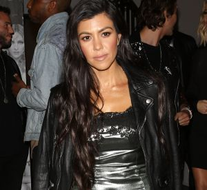 Kourtney Kardashian : fesses à l'air sur Instagram