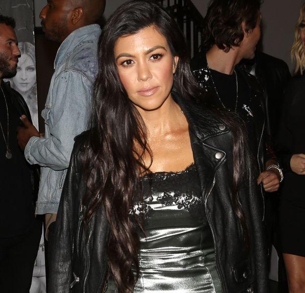 Kourtney Kardashian fait le buzz sur la Toile avec une nouvelle photo sexy.