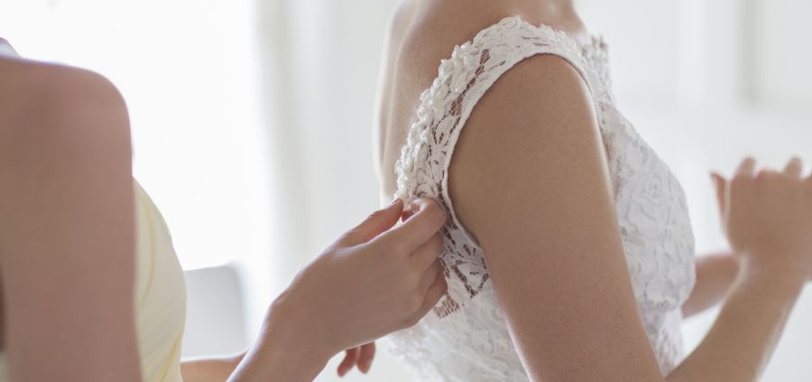 Robe de mariée : les tendances phares d'Instagram