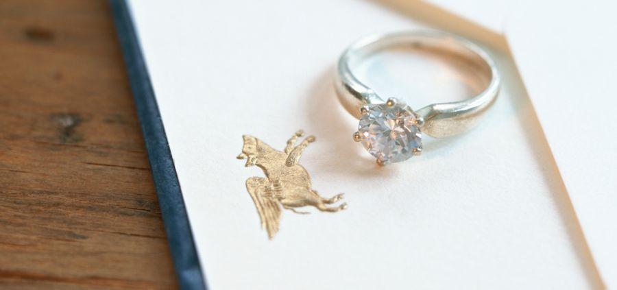 Shopping : un bijou en diamant à moins de 200€