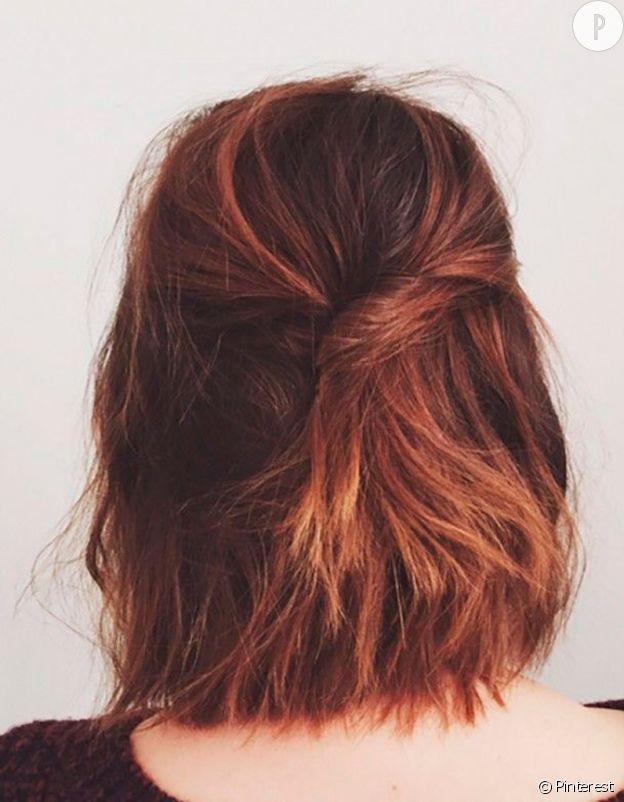 Que faire avec ses cheveux mi long