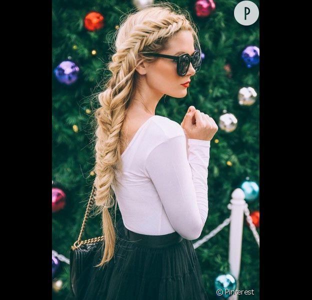 Favorit 5 idées coiffure pour mettre en valeur ses cheveux longs TH13