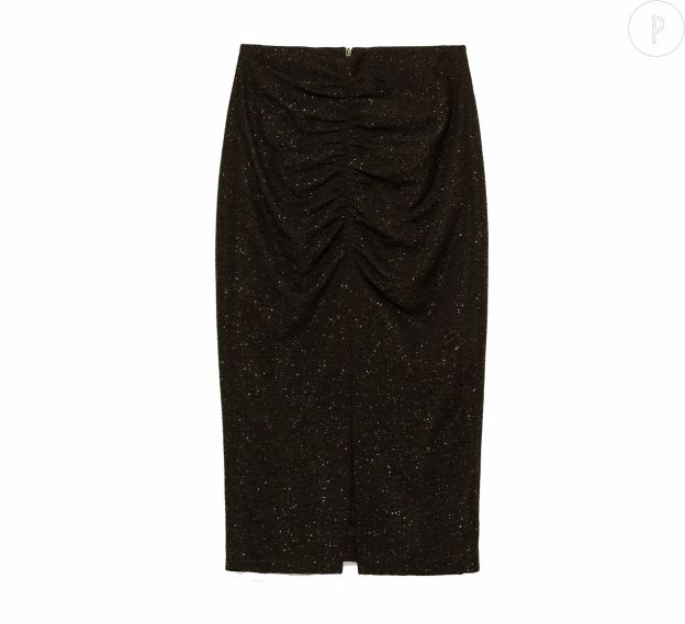 Jupe Zara, 29,95€.