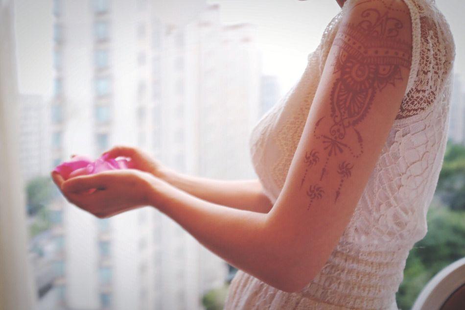4 bienfaits du henné pour la peau et les cheveux.
