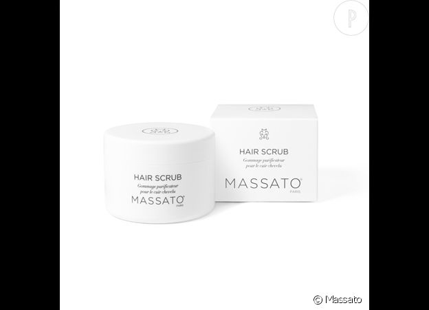Hair Scrub, Massato, 36,50€.