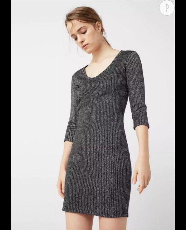 Stylée ShoppingLa De Puretrend L'hiver Robe PullTendance 9EWYDIH2