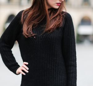 Shopping : la robe pull, tendance stylée de l'hiver