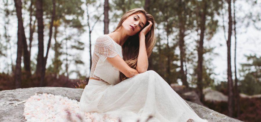 Robe de mariée : quand la dentelle est reine