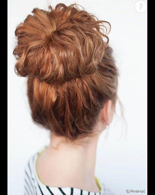 Chignons 5 Idees Parfaites Pour Les Cheveux Mi Longs Puretrend