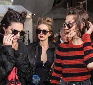 Kendall Jenner vs Gigi et Bella Hadid, la fin de leur amitié ?