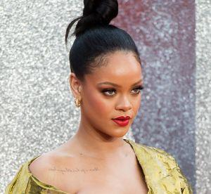 Rihanna, un look canon mais franchement déroutant !