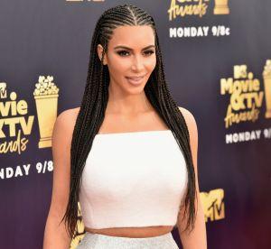 Kim Kardashian : sa coiffure aux MTV Movie et TV Awards fait polémique