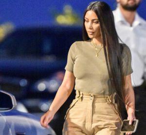 Kim Kardashian ressort une pièce mode qu'on ne pensait plus revoir...
