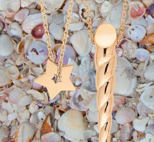 Ces bijoux à porter sur le sable